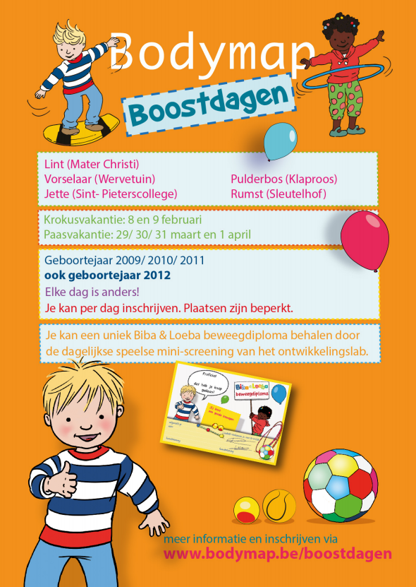 bodymap boostdagen2015